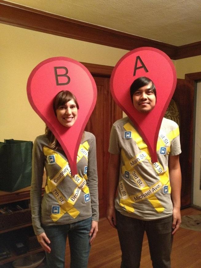 Pointless Blog: Last-Minute Halloween Costumes