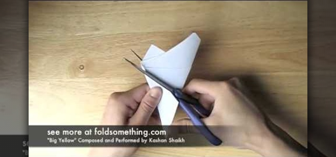 How To Fold A Five Point Paper Barn Star Origami Wonderhowto