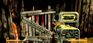 Find Chopper, the rare weapon cleaver in Fallout New Vegas