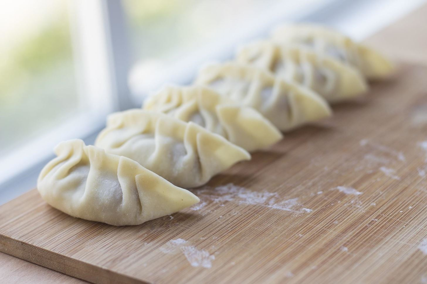 Get Creative: Make Dumplings with Cheeseburgers & Kielbasa