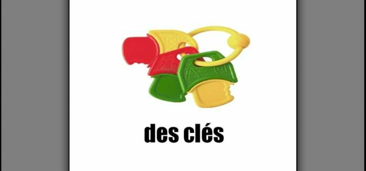 Toys Names in French How to Say The Names of Toys