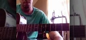"Play ""From the Morning"" by Nick Drake on guitar"