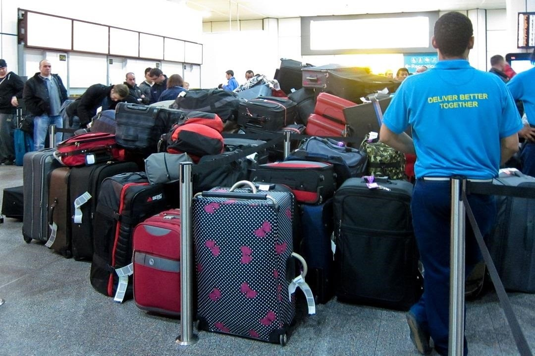 How to Avoid Insane Airline Baggage Fees by Packing Your Luggage ...