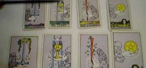 Explain Tarot cards & reading with Peter John