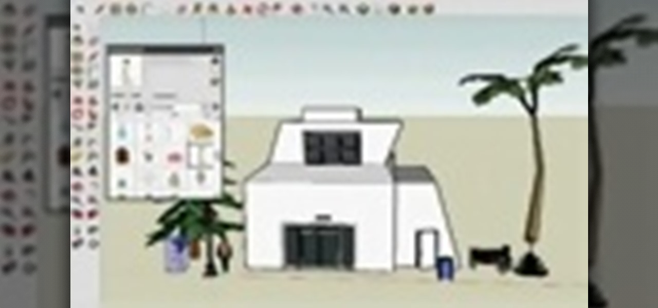 How to create a 3d house in google sketchup software tips for Create a new house