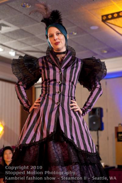 Steamcon Fashion Show