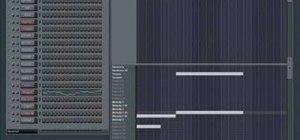 Create a melody around a vocal in FL Studio