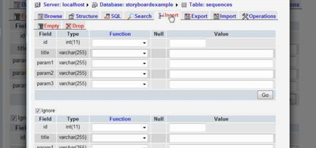 How to Query a MySQL database with MYSQLI and SQL queries « PHP