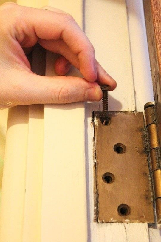 Diy Hack Fix Your Stubborn Hard To Close Door With A