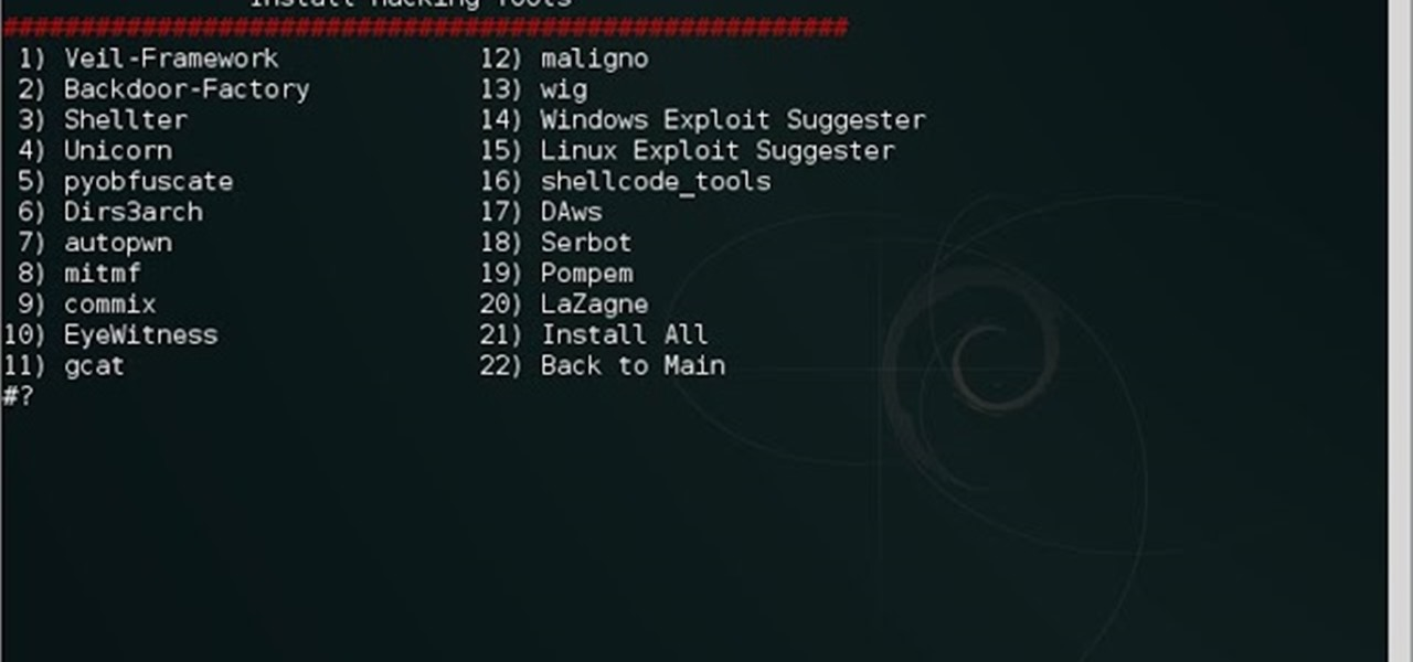 Ddos Script v2: The Best Script for Your Kali Linux System « Null