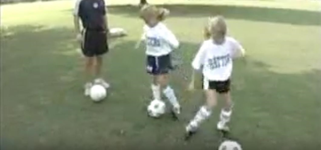 Practice Soccer Drills for Young Players