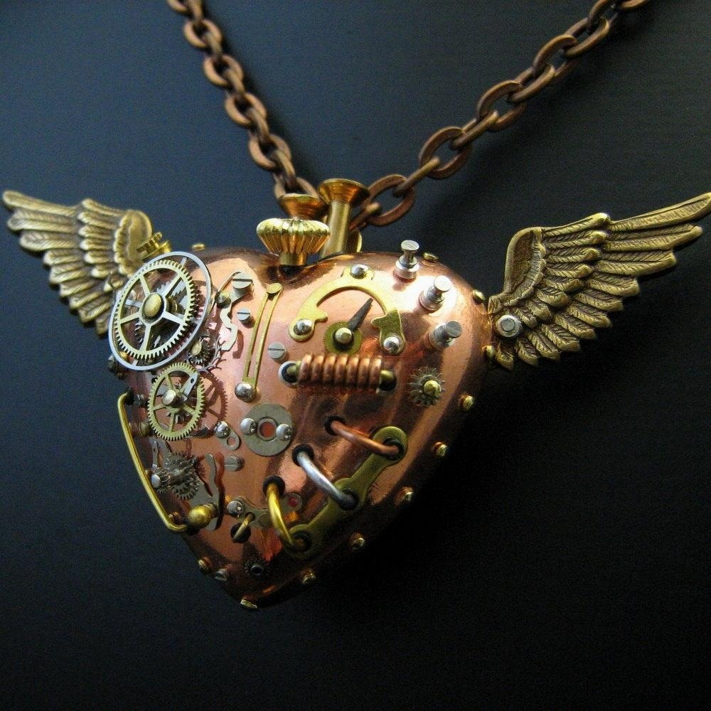 My Latest Steampunk Creations...