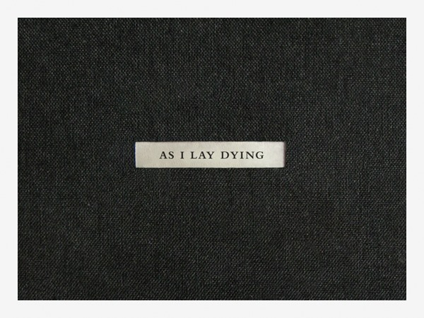 Reinterpreting William Faulkner's As I Lay Dying
