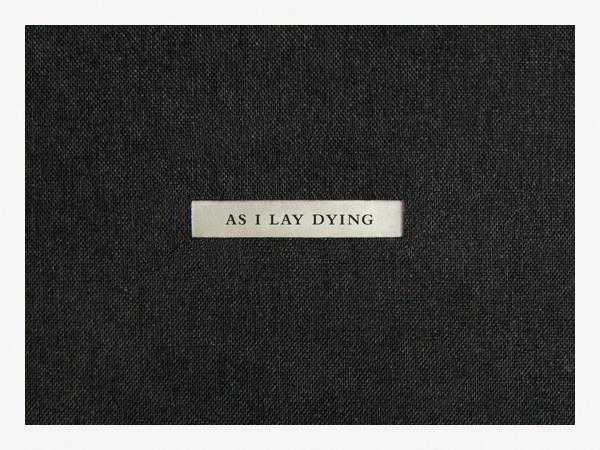 Reinterpreting William Faulkner's As I Lay Dying