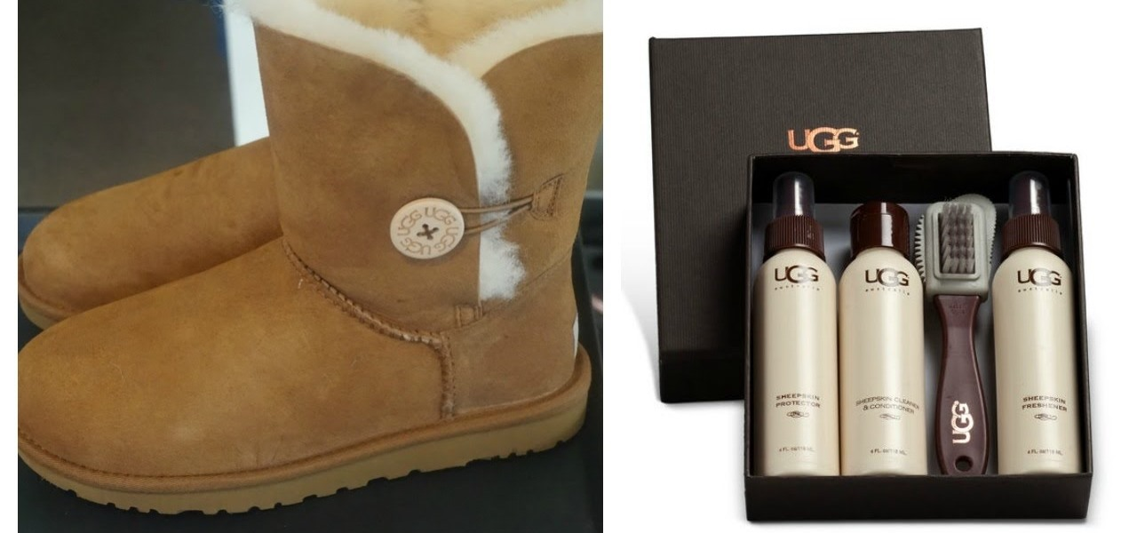 Clean Your UGG Boots ?