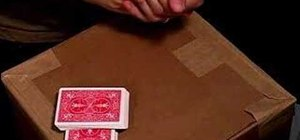 Force cards when performing card tricks