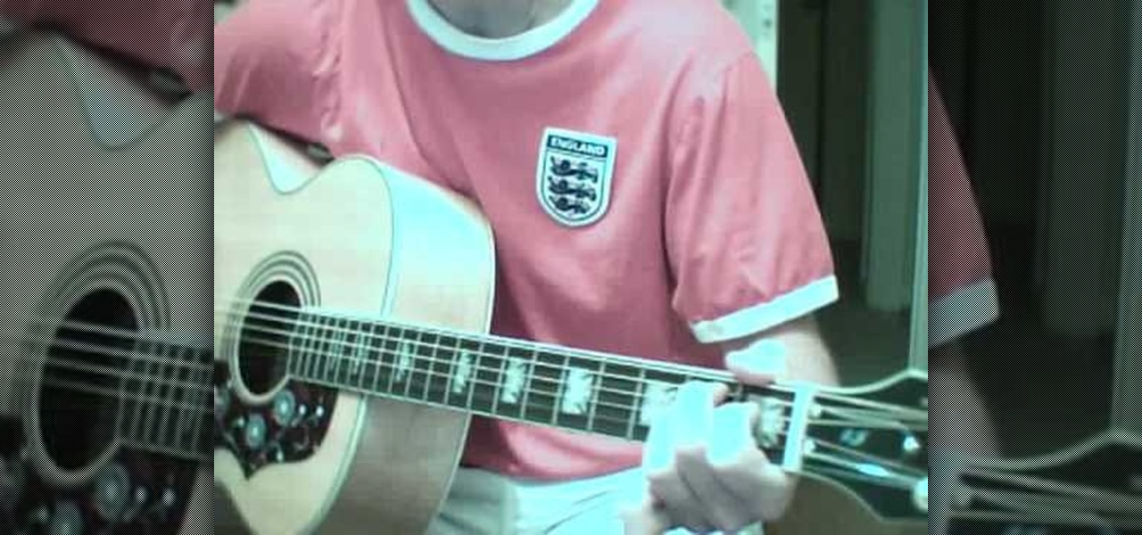 How To Play Whatever By Oasis In Guitar Acoustic Guitar