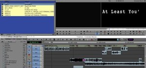 Use the Avid Media Composer in After Effects