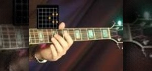 Learn the extended pentatonic scales on a blues guitar