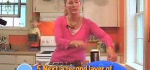 Make an ice cream casserole