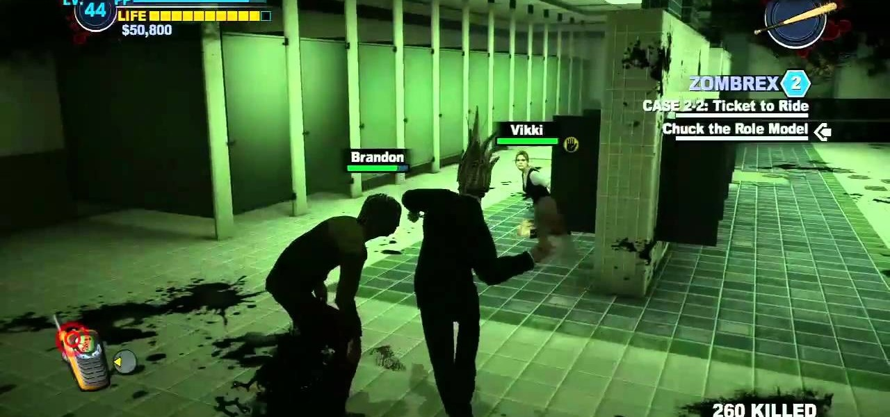 dead rising 2 meet the contestants walkthrough for dream