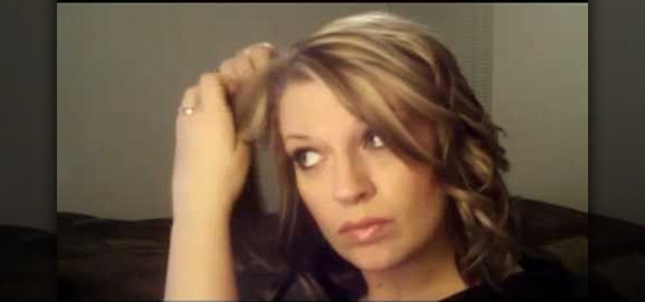 How To Curl Your Hair With A 1 Inch Curling Iron 171 Hairstyling