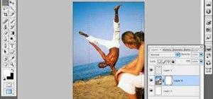Create a photo cutout in Photoshop