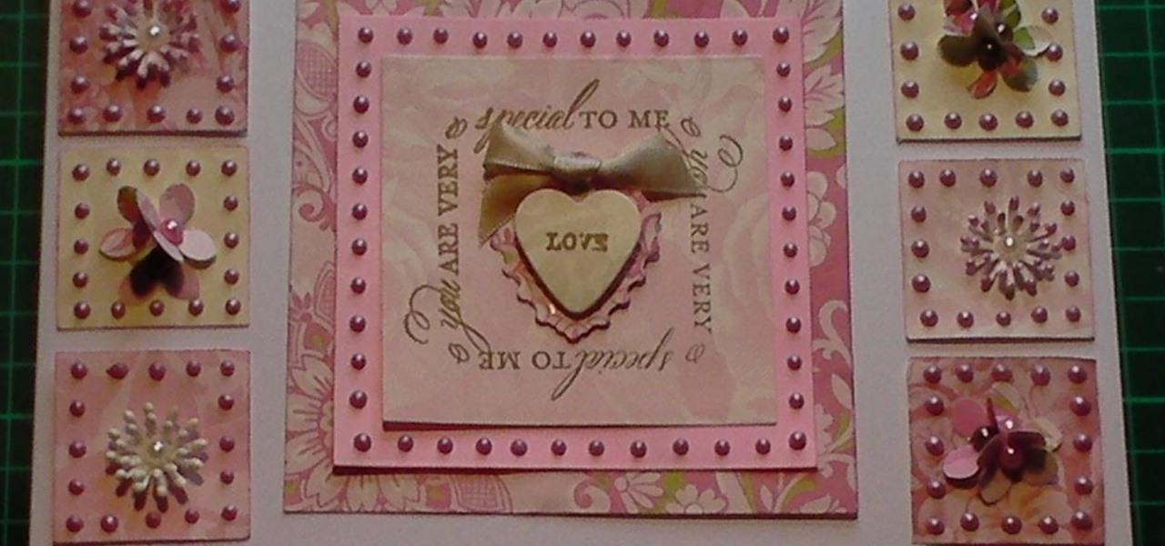 Make a Patchwork Scraps Special Card