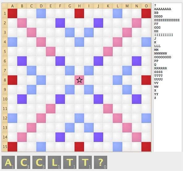 Scrabble Challenge #11: Would You Pass Up the Opening Move?