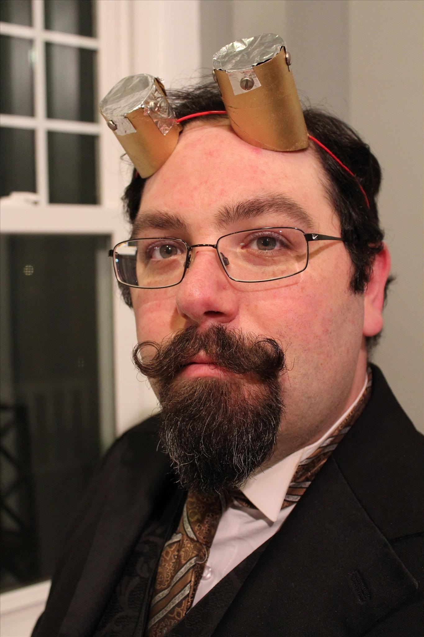Steampunk Yourself for Halloween in 10 Minutes or Less