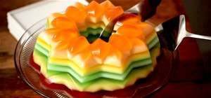 Create a Ten-Layer Jell-O Mold