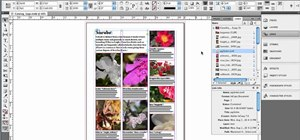 Create an editable story with Adobe InCopy & InDesign CS5