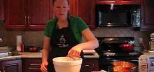 Make delicious waffles