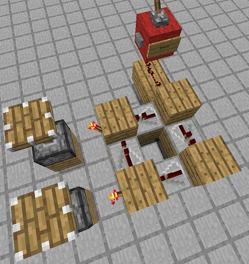 Learn to Use Unique ABBA Switches in This Saturday's Minecraft Workshop