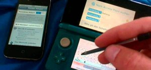 Use mobile hotspots on smartphones to access the internet on your Nintendo 3DS