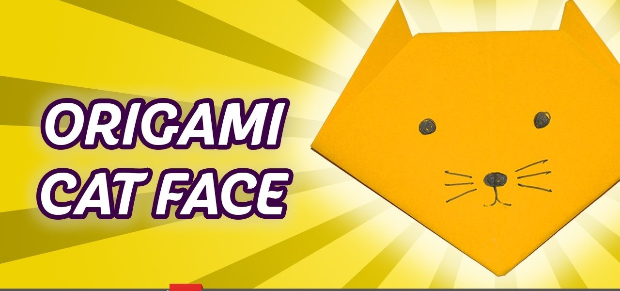 how to make an origami cat face 171 origami