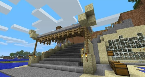 Minecraft: The Little Things Can Be Amazing, Too « Load Save ...