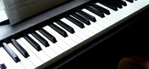 "Play ""Here (In Your Arms)"" by Hellogoodbye on piano"
