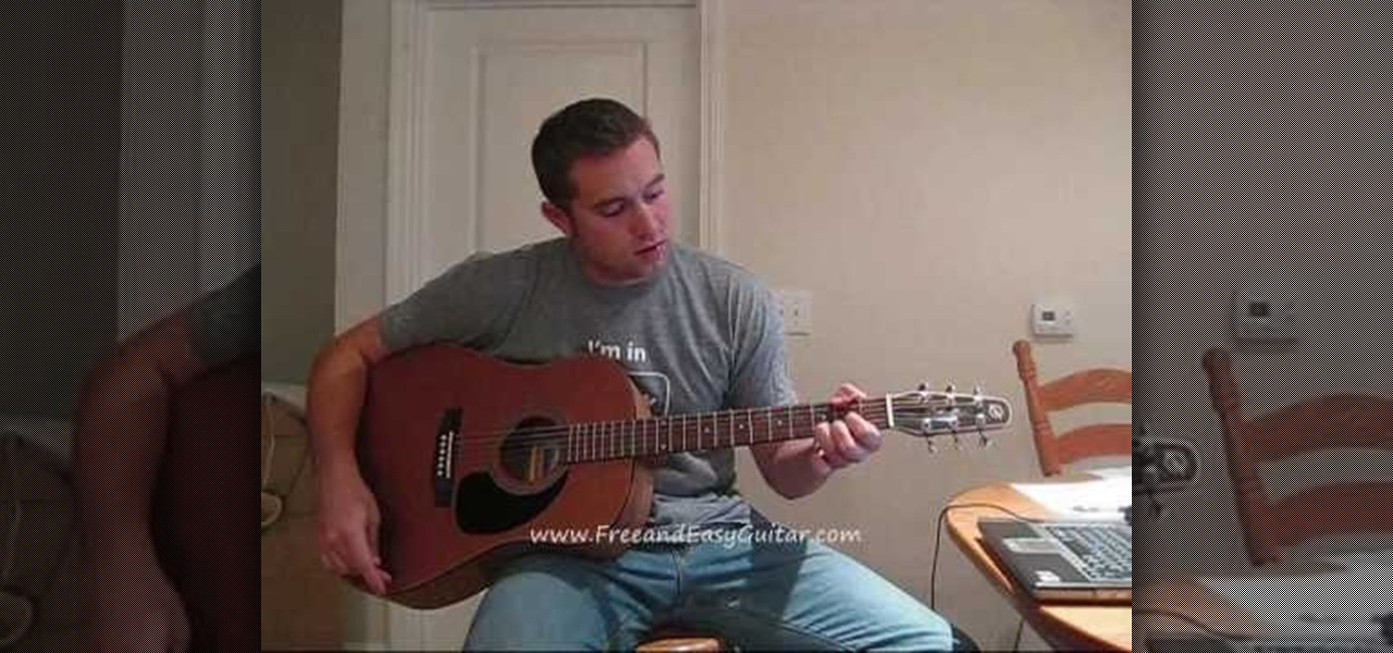 How To Play Face Down By Red Jumpsuit Apparatus On Guitar