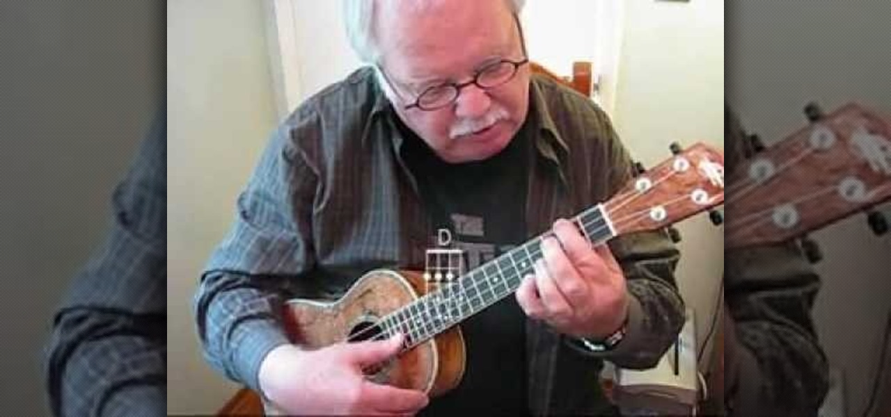 How To Play The Beatles Ive Just Seen A Face On Ukulele