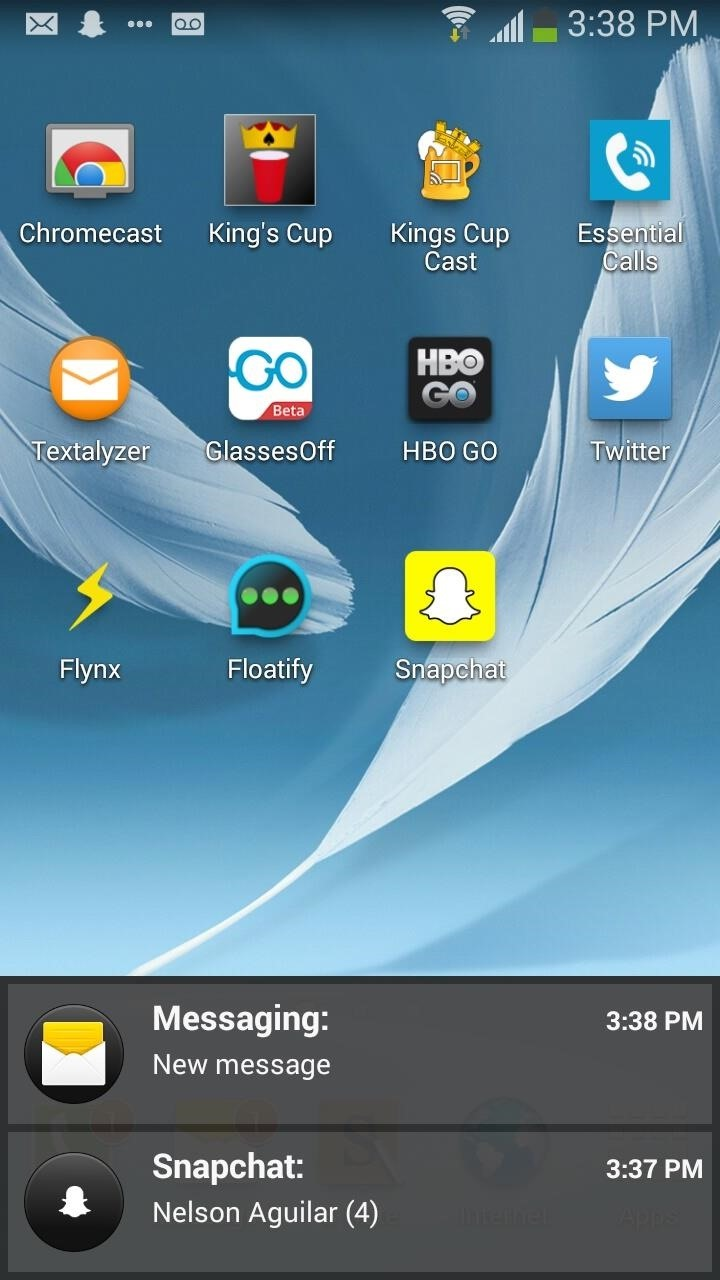 How to Get Floating Banner Alert Notifications on Your Galaxy Note 2 or Other Android Device