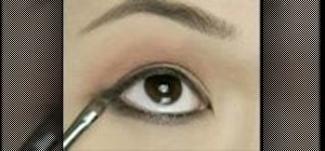 Apply make up techniques to Asian shaped eyes