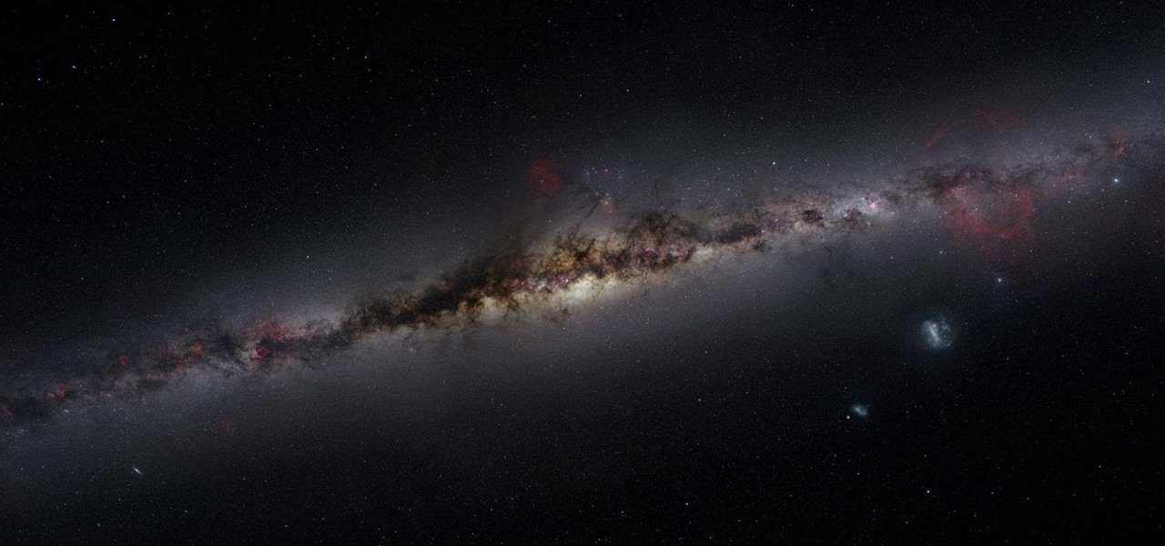 New Computer Simulation Reveals How Our Milky Way Really Formed After the Big Bang