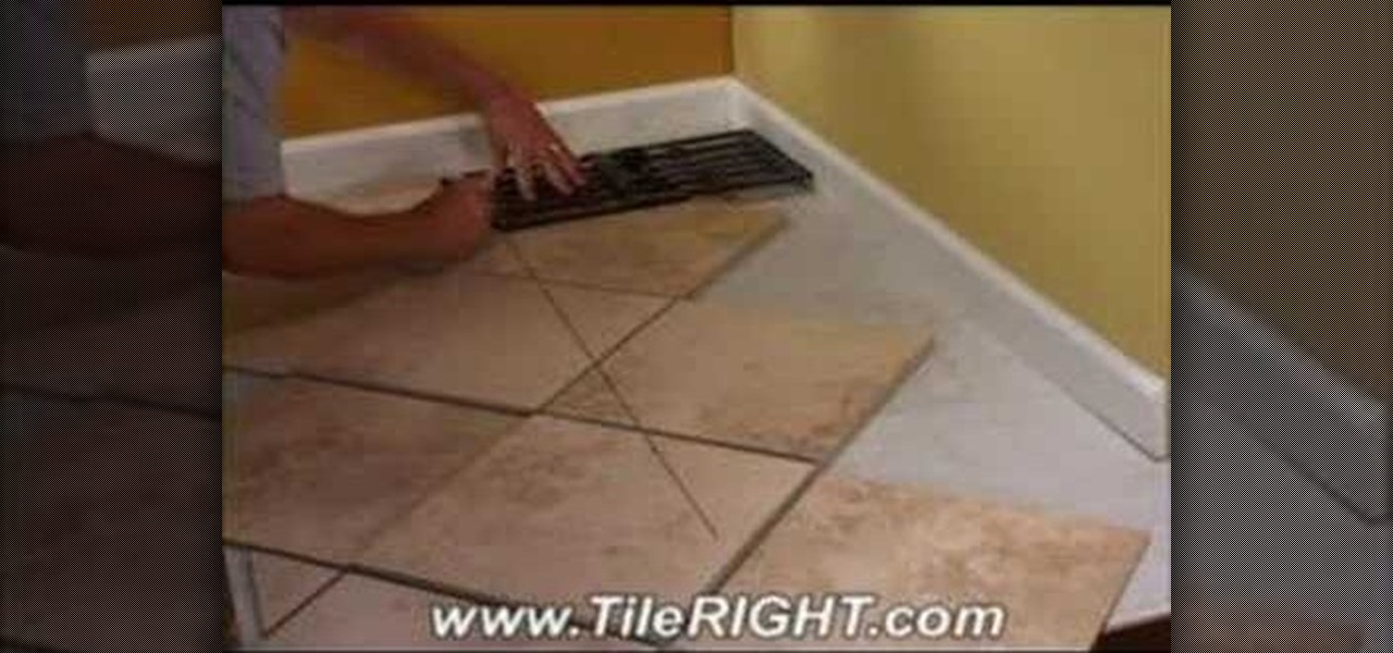 How To Tile A Diagonal Cut Tile 171 Construction Amp Repair