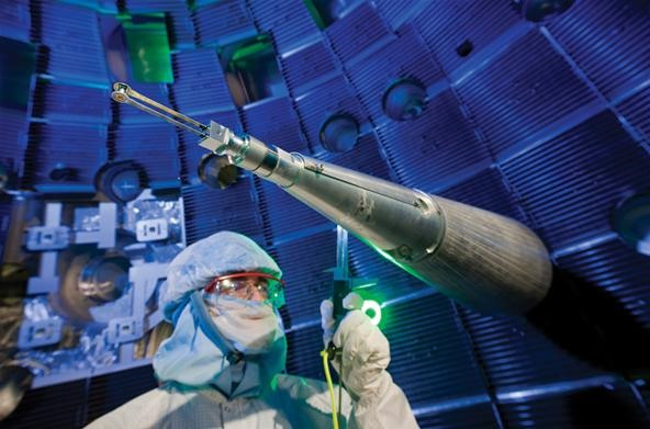 World's Biggest, Most Badass Laser Aims to Create a Miniature Star on Earth