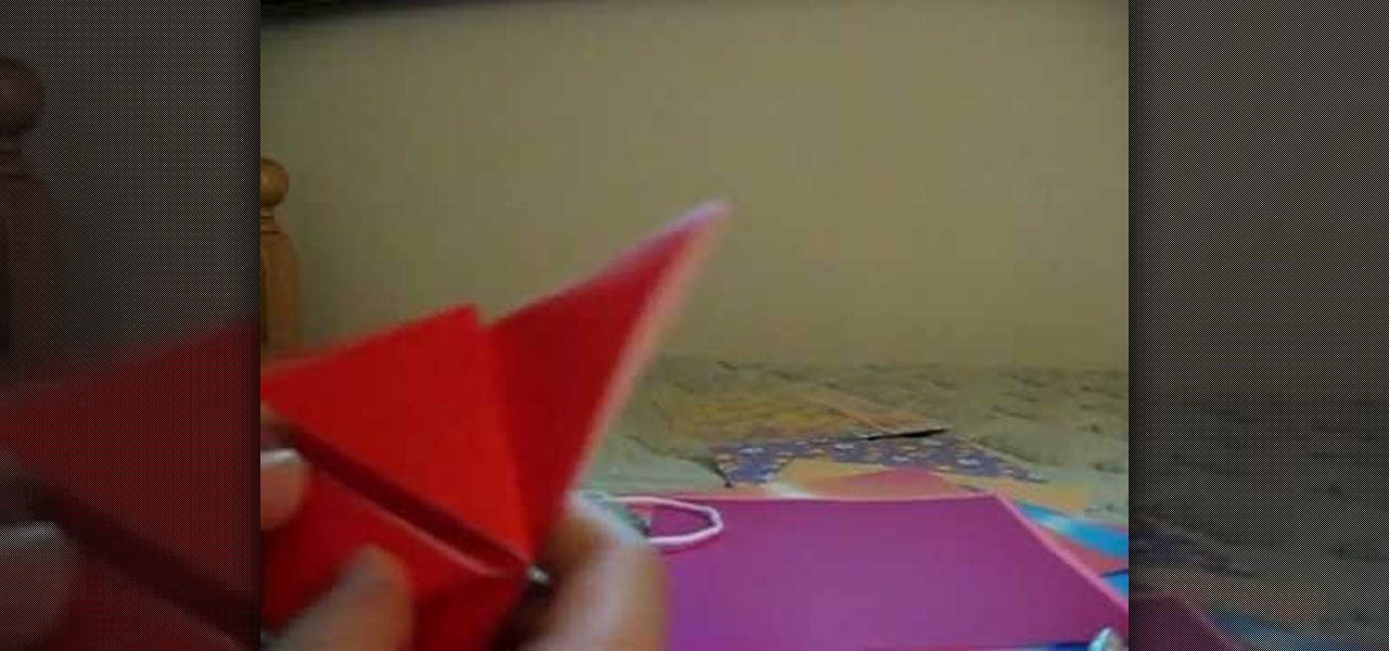How to make chinese paper lanterns with origami origami - How to make chinese lantern ...