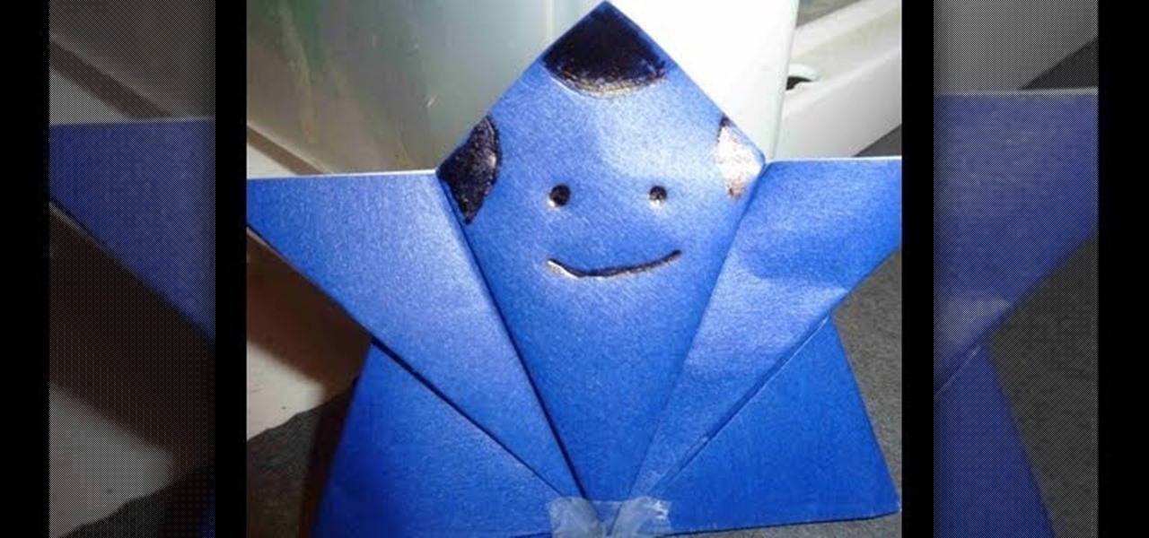How To Make An Origami Shogun Japanese Warrior For Beginners WonderHowTo