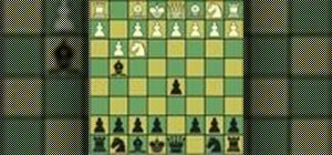 Use an anti-king's Indian attack in opening chess
