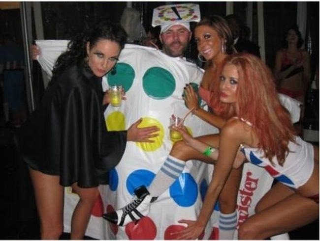 10 Costumes That Will Get You Laid at Your Next Halloween Party