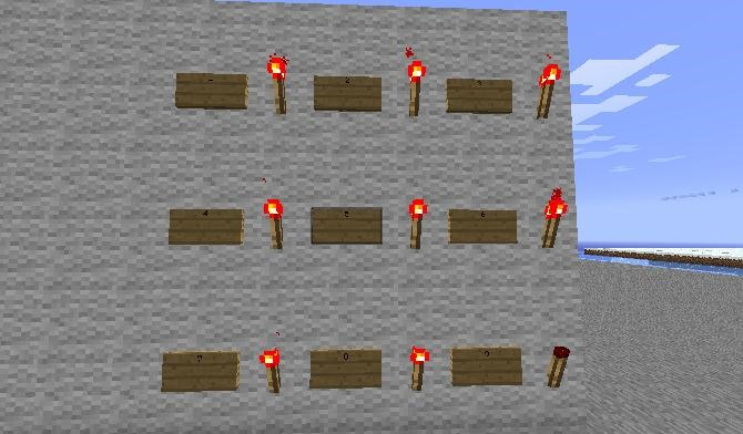 . How to Create a Redstone Clock in Minecraft   Minecraft    WonderHowTo